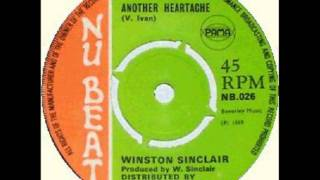 winston sinclair - another heartache