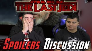 Star Wars: Last Jedi Spoilers Discussion