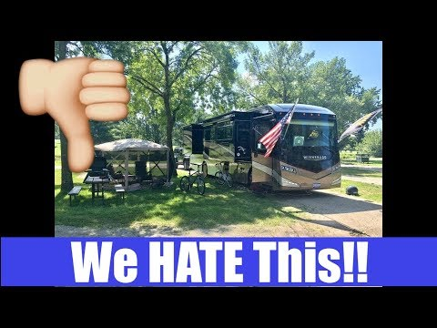 The Thing We HATE About Our RV