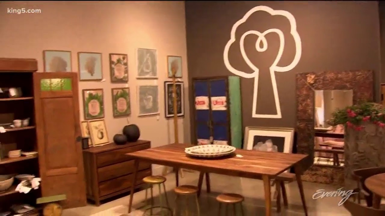 Eco Chic Furniture Store Tree Opens In Bellevue King 5 Evening