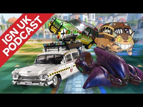 Famous Vehicles We Want in Rocket League - IGN UK Podcast #322