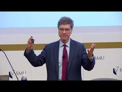 SMU PDLS: Professor Jeffrey Sachs (Part 1) | Lecture on 1 Nov 2017