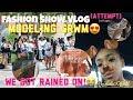 Fashion Show Day Vlog (FAIL)🤦🏽♀️ MODEL GRWM
