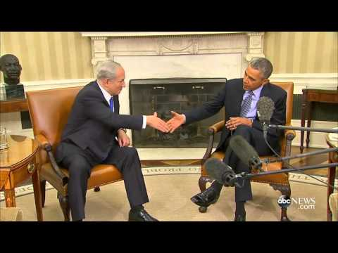 Obama, Netanyahu Meet in Hopes of Overcoming Divide on Iran Video   ABC News