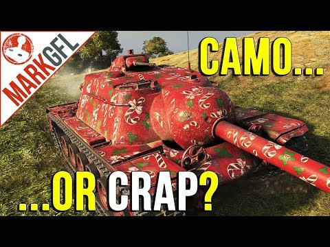 T110E3 9K Damage - Call That Camo??? - World of Tanks