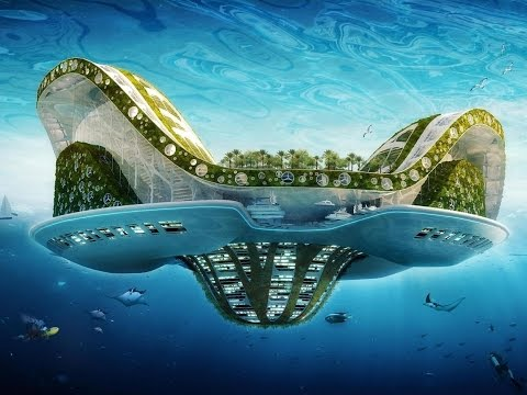 carbon based lifeforms artificial island
