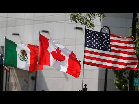 U.S. To Remove Steel, Aluminum Tariffs On Canada And Mexico
