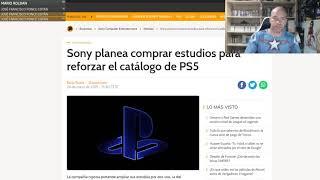 SONY RESPONDE COMPRANDO ESTUDIOS PARA PS5