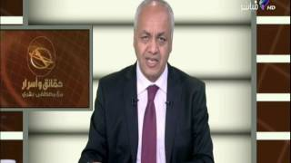فيديو.. بكري: مكتبة الإسكندرية تستضيف مغنٍ صهيوني