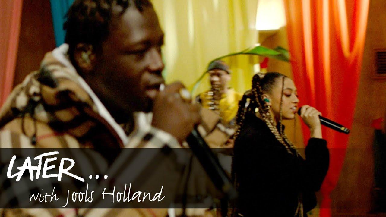 Pa Salieu ft Mahalia - Energy (Live on Later)