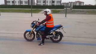 ESKİŞEHİR ODUN PAZARI MOTOR SINAVI EĞİTİMİ (A - A2 - A1) (Serdar Uğuraç)