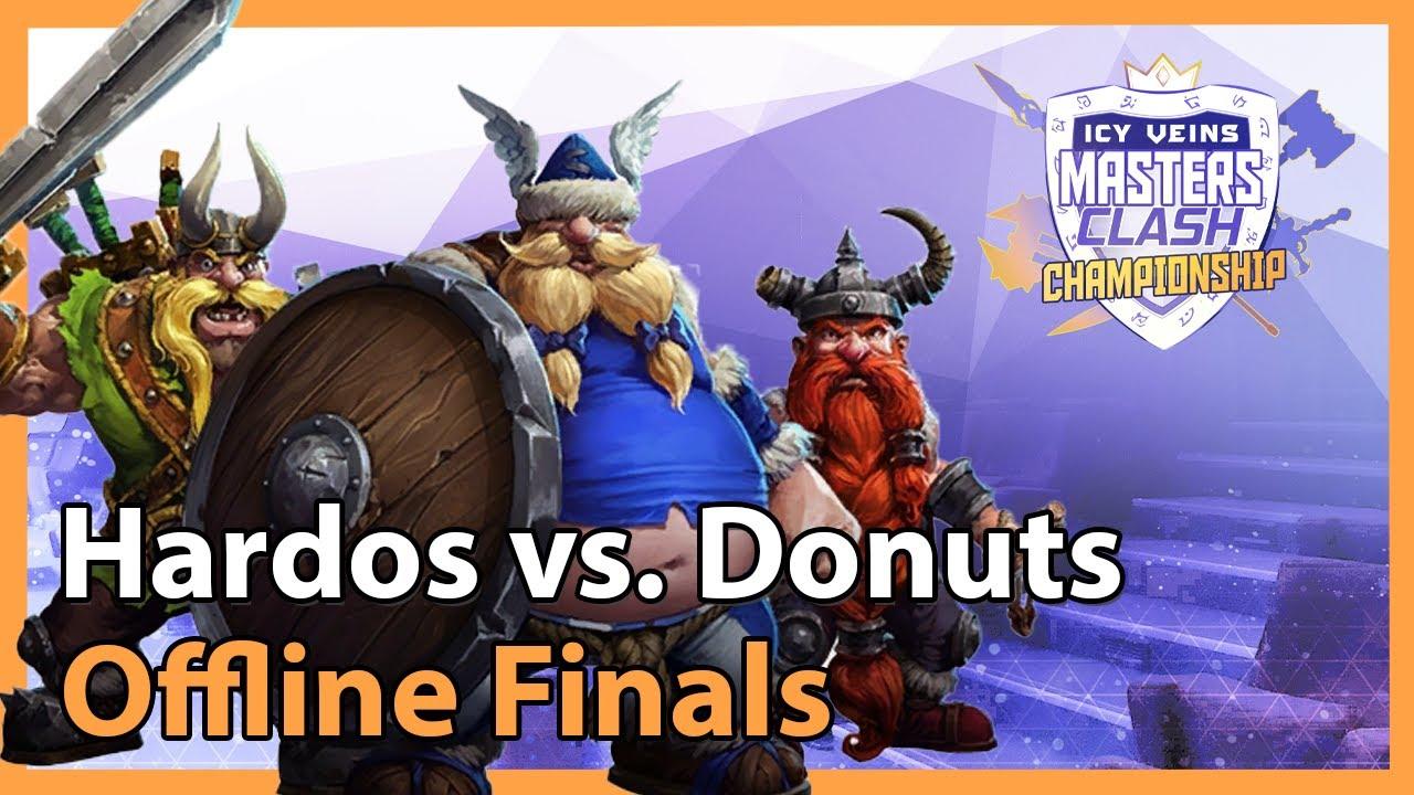 Hardos vs. Donuts - MC Offline Final - Heroes of the Storm 2021