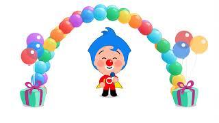 Plim Plim ♫ Festeja tu cumpleaños - Feliz Cumple ♫ Canciones Infantiles