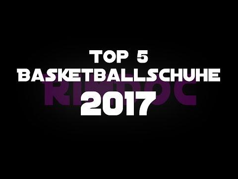 Top 5 Basketballschuhe 2017 - Weihnachtsspecial