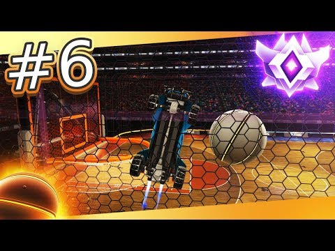 SUBIENDO A *GRAND* CHAMPION EN BALONCESTO #6 | Rocket League thumbnail