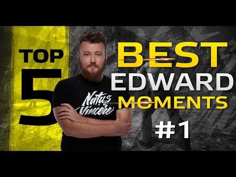 TOP5 Best Edward moments #1