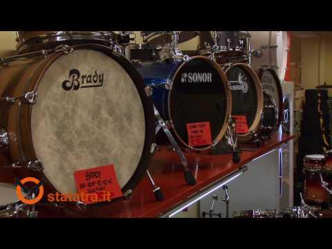 Statatra, strumenti musicali a percussione.
