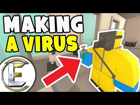 MAKING THE VIRUS - Unturned Serious Roleplay (We Accidentally Started The Zombie Outbreak)