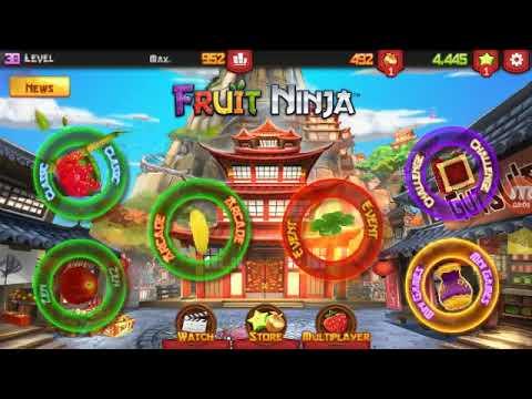 Fruit Ninja Free Classic Gameplay 213