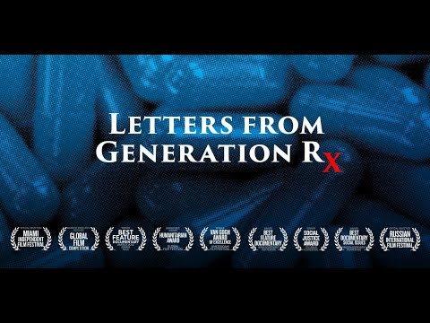 Prescription Nation: Letters From Generation Rx