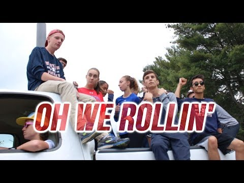 Oh We Rollin' [Official Music Video] - Wootton XC