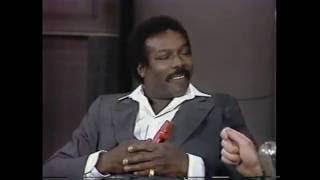 Wilson Pickett on Letterman, January 15, 1986