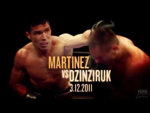 Grandes Triunfos de Sergio Martinez (HBO Latino)