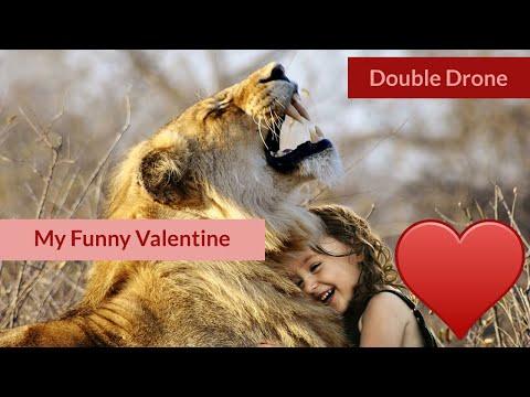 My Funny Valentine - Native American Double Drone Flute