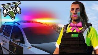 GTA LIFE - POLICIAS SUPER SEXYS XDD😅!! - Nexxuz