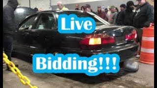 Watch : I Won Two Cars At A Public Aut...