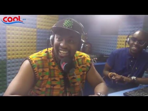 Eddy Kenzo & Niniola on #MiddayOasis #SuperstarWednesday