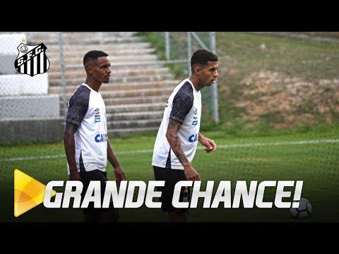 Diego Cardoso e Fernando Medeiros celebram chance na equipe principal