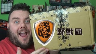 Beast Kingdom Unboxing - EAA Egg Attack Action Figure Haul & More!!