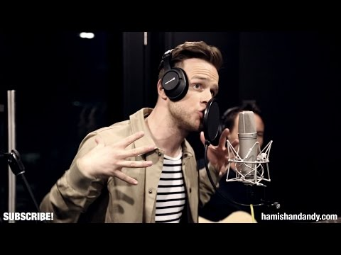 Olly Murs VS Chris Brown 'Five More Hours'