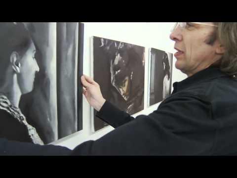 Interview with painter Hans Broek