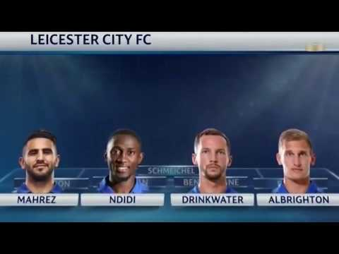 Leicester City 1 1 Atletico Madrid  All goals 18 Apr 2017   HD