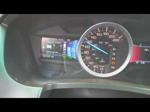 Ford Explorer 5 расход по трассе