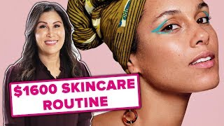 Dermatologist Reviews Celebrity Skincare Routines