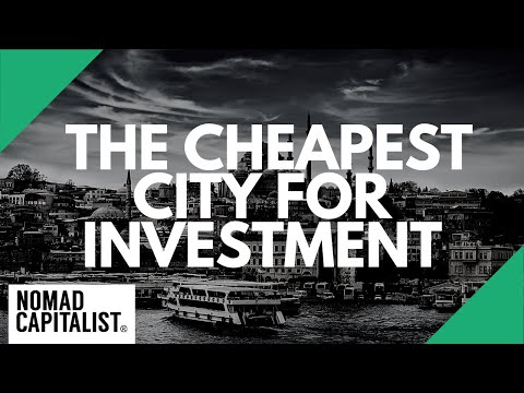 The Cheapest City for Real Estate in Europe 2020