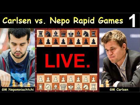 Magnus Carlsen vs.