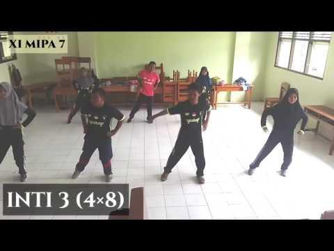 'SENAM RITMIK' Kelompok 5 XI MIPA 7 SMA N 1 PURBALINGGA 1