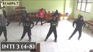 Download Video 'SENAM RITMIK' Kelompok 5 XI MIPA 7 SMA N 1 PURBALINGGA 1 MP3 3GP MP4