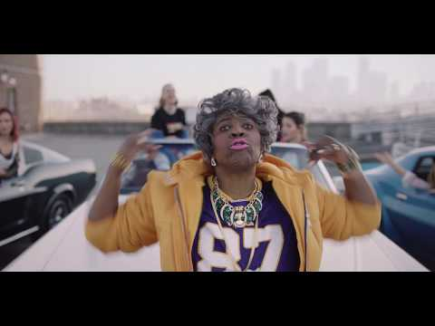 Ads We Like: Sloggi enlists Nothing Hill carnival's 'Dancing Granny' to mark 40th anniversary