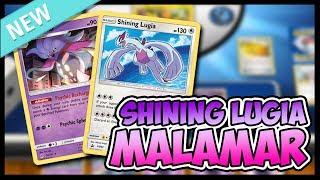3x games with Shining Lugia / Malamar - Pokemon TCG Online Gameplay