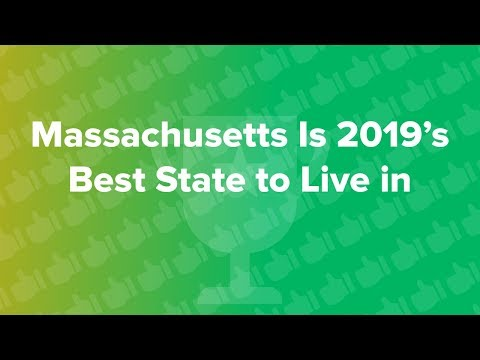 Massachusetts Is The Best State To Live, New Report Says