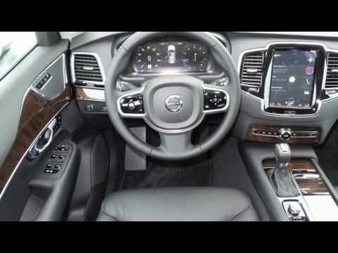 2017 volvo xc90 t5 momentum in houston tx 77034 youtube. Black Bedroom Furniture Sets. Home Design Ideas
