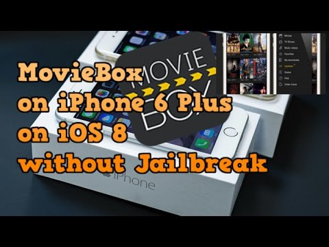 iphone 6 plus jailbreak moviebox on iphone 6 plus with ios 8 without jailbreak 3202