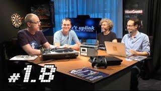 c't uplink 1.8: Spielemesse E3, Displays der Zukunft, Turing-Test