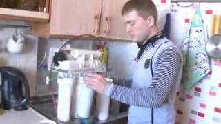 Какой фильтр для воды лучший в Нижнем Новгороде(Что лучше: фильтр для воды или бутилированная вода? Какой фильтр для воды выбрать? Как заменить сменные..., 2013-07-09T17:21:33.000Z)