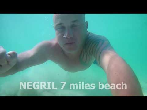 Jamaica NEGRIL 7 miles beach